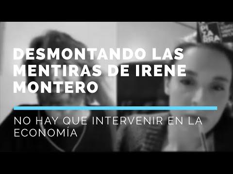Desmontando las MENTIRAS de IRENE MONTERO con el asesor de NICOLÁS MADURO | Qué vergüenza
