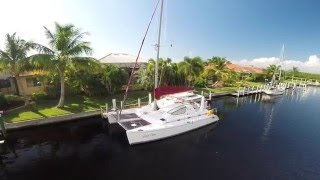 USED ADMIRAL 38 EXECUTIVE FOR SALE IN PUNTA GORDA, FLORIDA