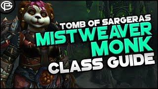 725 Basic Guides  Monk - Mistweaver
