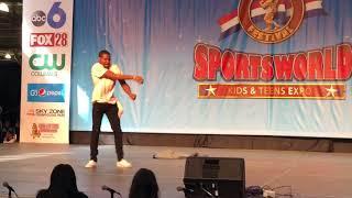 "Ty Brasel ""High Enough"" 2018 Talent Show (K.VALOR)"