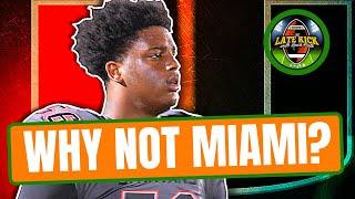 Miami Hurricane Doubters: Scared OR Accurate? (Late Kick Cut)