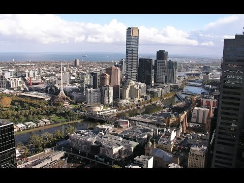 Room With Breathtaking Views Of Melbourne From Sofitel On Collins, YouTube, Hans Kosmer