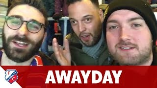 AWAYDAY | PSV - FC Utrecht