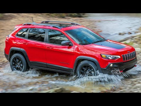 2019 Jeep Cherokee Trailhawk - Unmatched Off-Road Capability