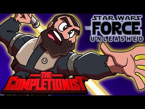 Star Wars The Force Unleashed  | The Completionist | New Game Plus