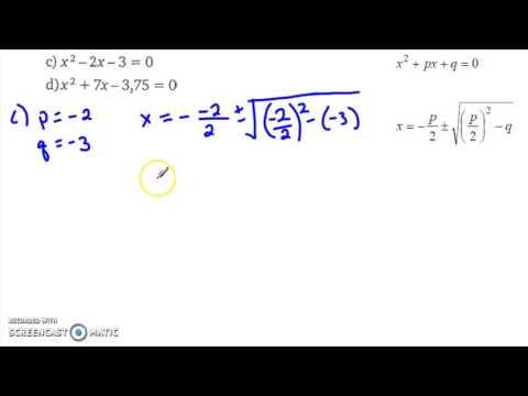 Matematik 5000 Ma 2b   Kapitel 2   En lösningsformel   2214