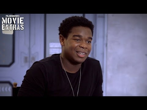 "Maze Runner: The Death Cure | On-set visit with Dexter Darden ""Frypan"""