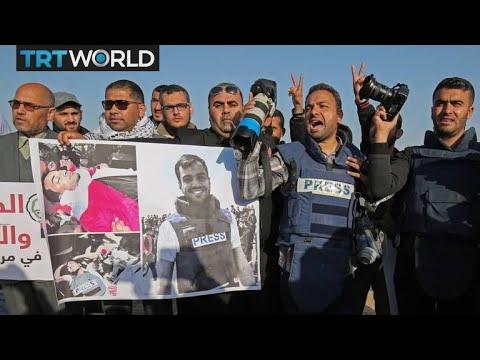 Israel - Palestine Tensions: Murtaja was killed while documenting protests