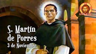 SAN MARTÍN DE PORRES: EL HUMILDE MÉDICO DE DIOS