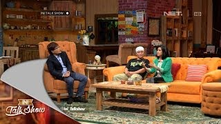 Ini Talk Show - Rapper Part 2/3 - Iwa K dan Ikke Nurjanah Ngerayu Pake Lagu