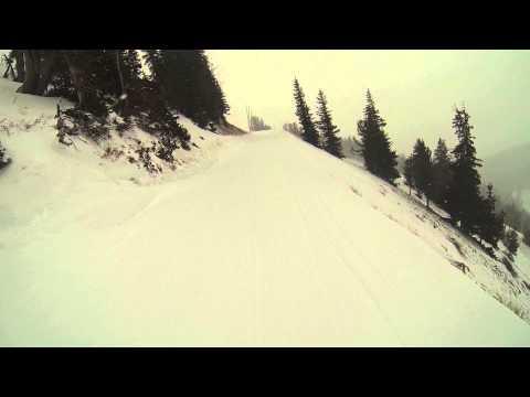 James & Justin Ski NYE 2013 Round 2