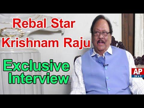 Rebel Star Krishnam Raju Exclusive Interview | Maha Shivaratri Special | AP24x7