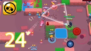 Brawl Stars - Gameplay Walkthrough Part- 24 Funny Moments, Troll and Fails ( Android & iOS )