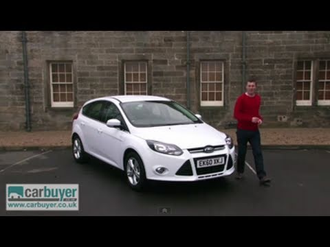 Ford Focus hatchback review - CarBuyer - YouTube