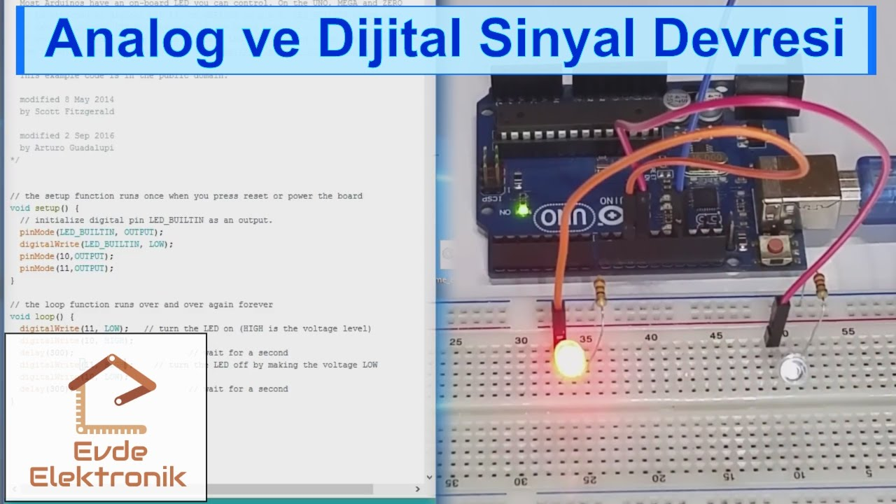 ANALOG to DIGITAL CONVERTER with IC ADC0804