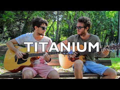 Titanium - David Guetta ft. Sia (INSTRUMENTAL Fingerstyle guitar cover)