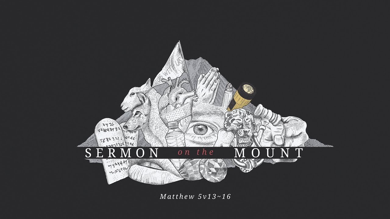 Sermon On The Mount Pt 1 | Salt and Light Cover Image