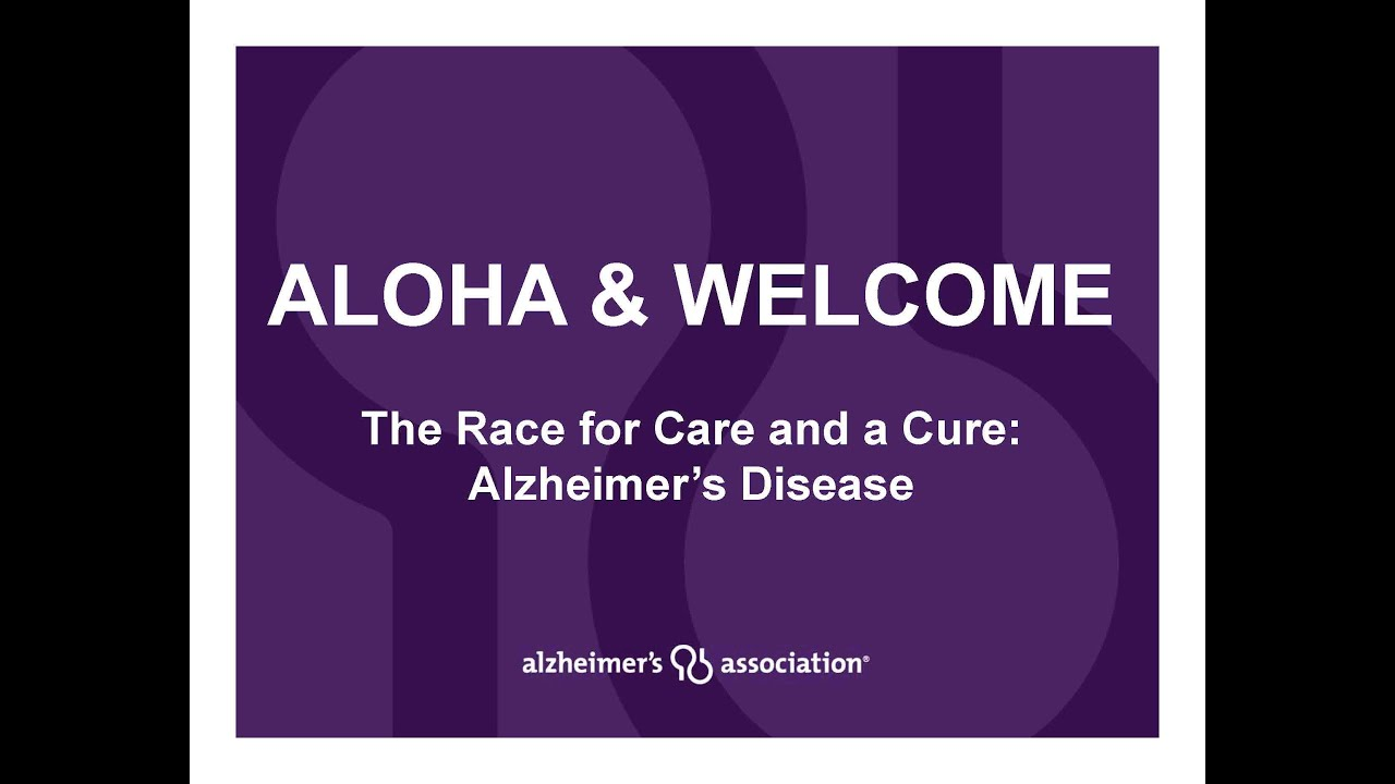 The Race for Care and a Cure: Alzheimer's Disease