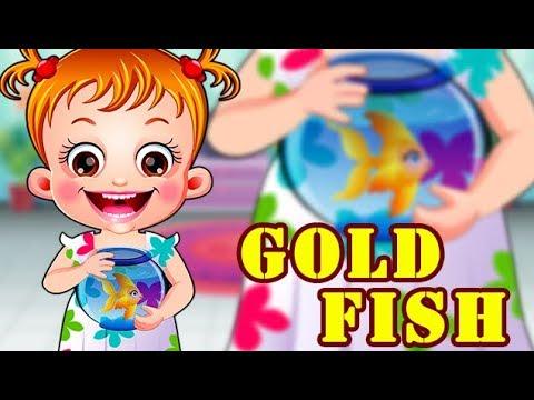 Baby Hazel Goldfish | Fun Game Videos By Baby Hazel Games