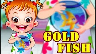 Baby Hazel Goldfish kids video by BabyHazelGames