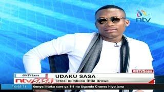 NTV Sasa: Tetesi kumhusu Otile Brown