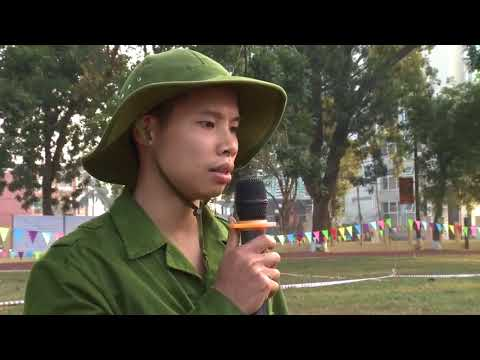 Samsung Display VietNam (SDV) Military Training Camp  4 (21-22/12/ 2016)