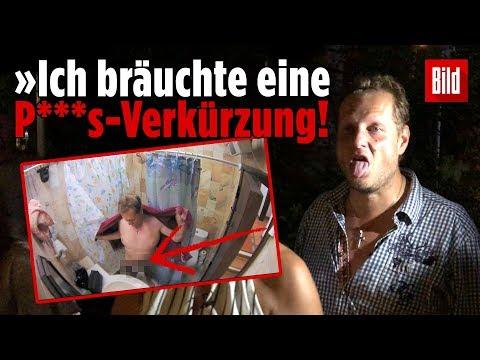 """Malle Jens reagiert auf seinen P***S-Blitzer im """"Sommerhaus der Stars"""""""