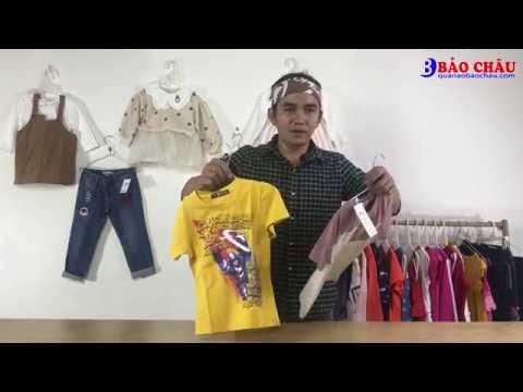 Cơ sở may quần áo trẻ em Bảo Châu 13 năm UY Tín