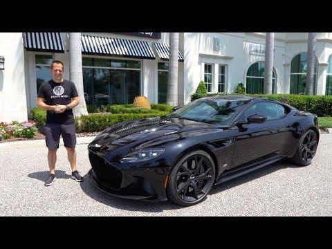 Is the 2019 Aston Martin DBS Superleggera super car WORTHY?