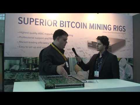 Interview With Spondoolies-Tech CEO Guy Corem At The 2014 Bitcoin Conference In Amsterdam