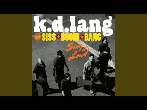 Kd Lang - Sing It Loud