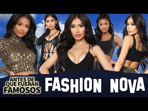 Fashion Nova | Antes De Que Fueran Famosos | Fashion Nova Men