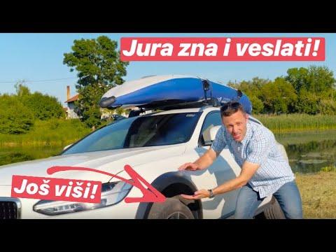 Volvo V90 CC - testirao Juraj Šebalj