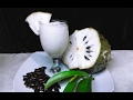 What Happens On Your Body If You Drink Soursop Juice! Graviola Juice Benefits!