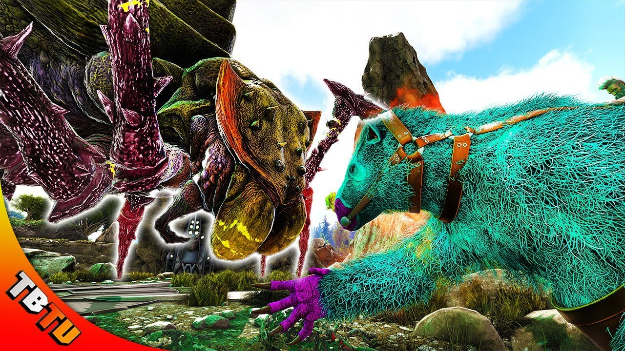 🔔 MUTATED MEGATHERIUM ARMY VS BROODMOTHER! Ark: Survival