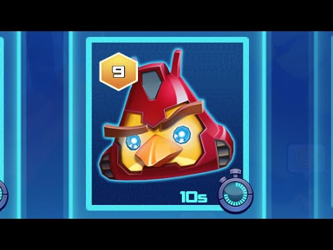 Angry Birds Transformers: New characters are coming