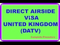 Direct Airside Transit VIsa UK (DATV)