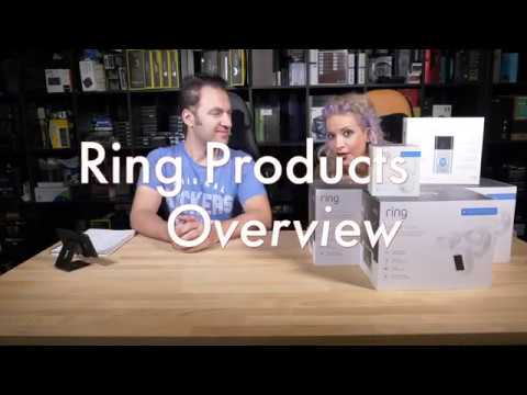 Ring Products Hands-On - Great Home Security Options