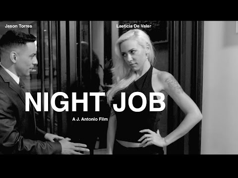 NIGHT JOB TEASER