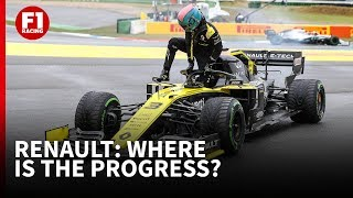 Why Renault's billion-dollar F1 gamble is failing