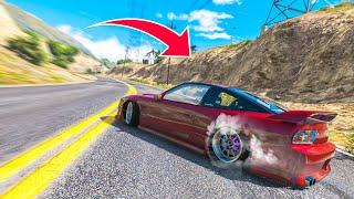 CRAZY GTA 5 DRIFT STUNTS! (FiveM Stunts & Fails)