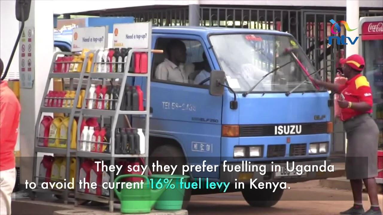 Uganda's petrol stations cash in on Kenya's fuel price hike