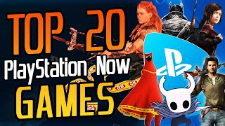 Top 20 PS N๐w Games | 2021