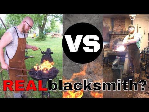 Are You a Real Blacksmith???