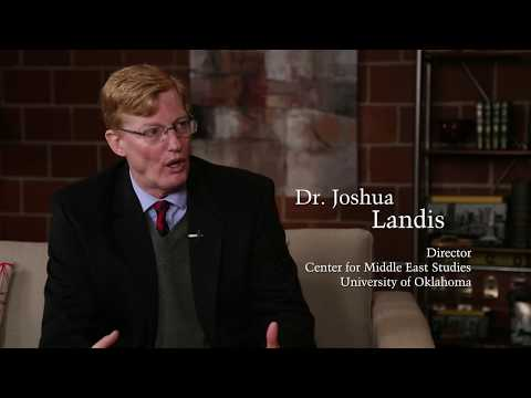 Current Conversations, Syria Special: Dr Joshua Landis