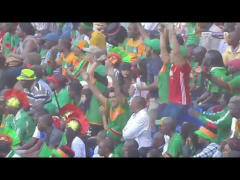 ZAMBIA 2-0 SENEGAL Under 20 Africa Cup Of Nations Final 2017