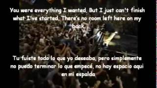 New Found Glory-My Friends over you LIVE 2006 Lyrics y Subtitulos
