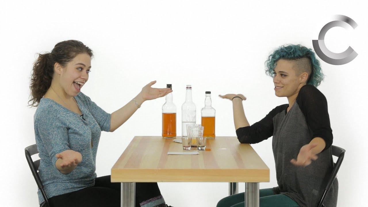 Twins Play Truth or Drink (Rachel & Selena) | Truth or Drink | Cut