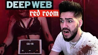 LIVE PARANORMAL - RED ROOM PE DEEPWEB?