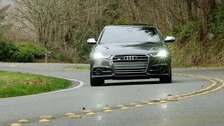 2017 Audi S6 Quattro Driven and Reviewed